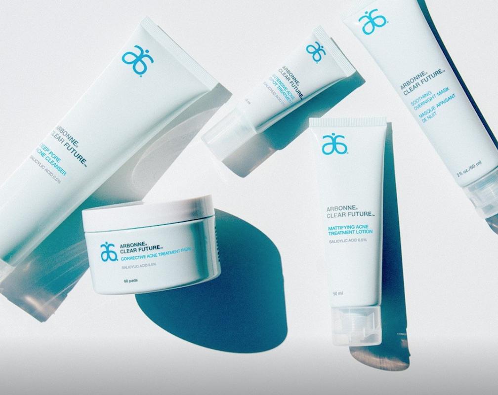Arbonne Clear Future  – Salycillic Acid Skincare