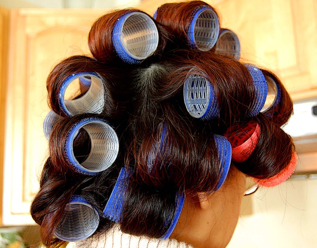 Velcro Hair Rollers - How to Use them and the Best Velcro