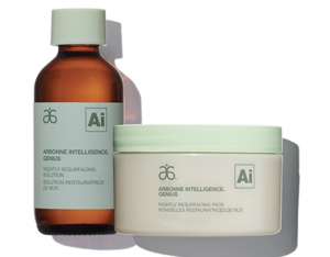 Arbonne Intelligence Genius – My Top Retinoid Skincare Product